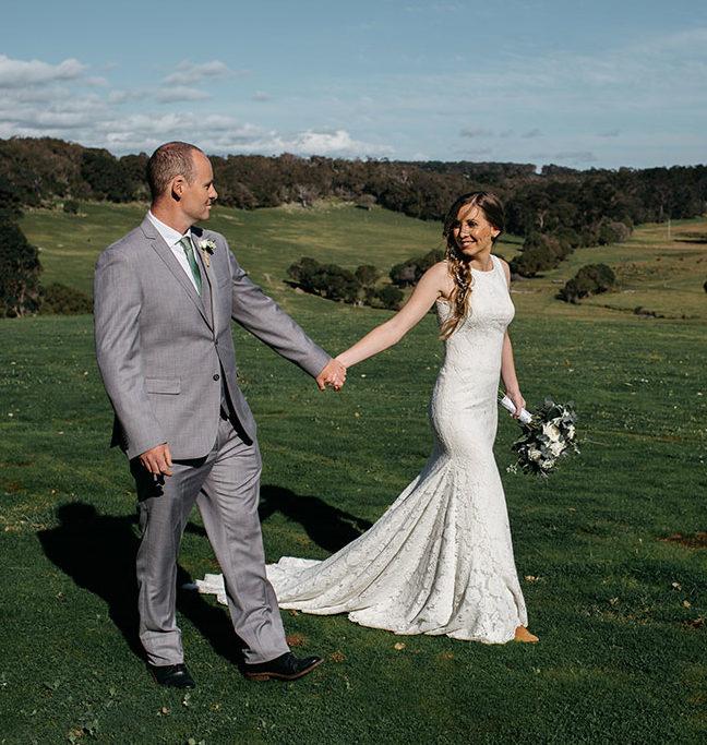 Shannon Dunlap bespoke wedding dress tailoring