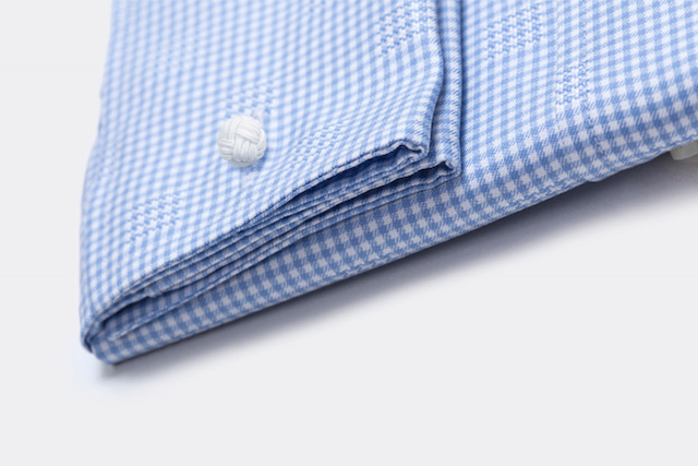 Men's shirt tailoring